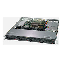SuperMicroSuperMicro SuperServer 5019C-MR