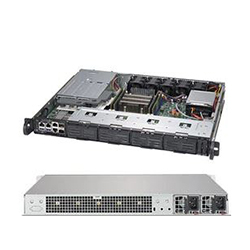 SuperMicroSuperMicro  SuperServer 1019D-12C-FRN5TP
