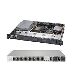 SuperMicroSuperMicro  SuperServer 1019D-16C-FRN5TP
