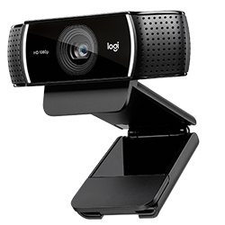 Logitech羅技C922 Pro Stream Webcam