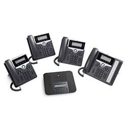 Cisco7800 Series IP Phones