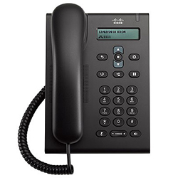 Cisco3900 Series SIP Phones