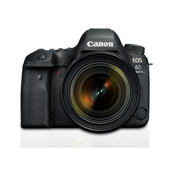 CanonCanon EOS 6D Mark II Kit (EF 24-70mm f/4L IS USM)