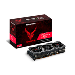 PowerColor 撼訊_PowerColor Red Devil Radeon RX 5700 8GB GDDR6_高階主板顯卡Raid卡>
