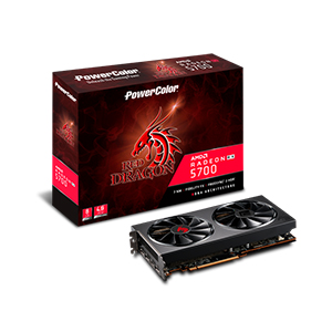 PowerColor 撼訊_PowerColor Red Dragon Radeon RX 5700 8GB GDDR6_高階主板顯卡Raid卡>