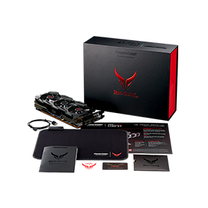 PowerColor 撼訊_PowerColor Red Devil Radeon RX 5700 XT (Limited Edition) 8GB GDDR6_高階主板顯卡Raid卡>