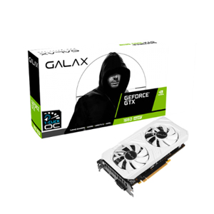 Galaxy_Galaxy 影馳-GALAX GeForce GTX 1660 Super EX White (1-Click OC)_高階主板顯卡Raid卡>