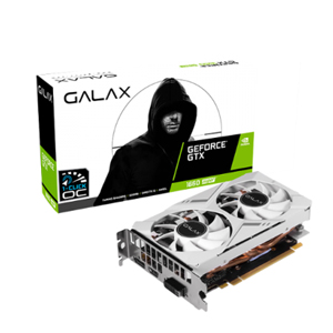 Galaxy_Galaxy 影馳-GALAX GeForce GTX 1660 Super ELITE White (1-Click OC)_高階主板顯卡Raid卡>