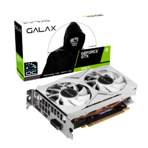 Galaxy_Galaxy 影馳-GALAX GeForce GTX 1660 White Mini (1-Click OC)_高階主板顯卡Raid卡>