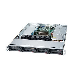 SuperMicroSuperMicro SuperServer 5019S-WR