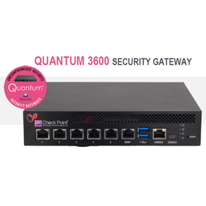Check PointCheck Point Quantum 3600