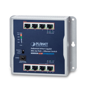 PLANETPlanet  Industrial  POE SWITCH    WGS-818HP