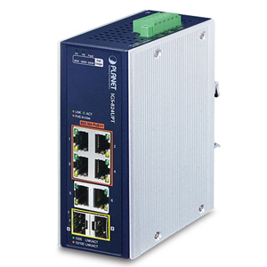 PLANETPlanet  Industrial  POE SWITCH    IGS-824UPT