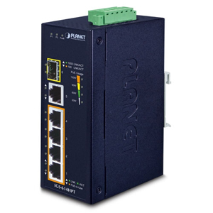 PLANETPlanet  Industrial  POE SWITCH    IGS-614HPT