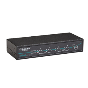 BLACK BOXBLACK BOX DT Series Desktop KVM Switch KV9614A