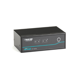BLACK BOXBLACK BOX DT Series Desktop KVM Switch KV9622A