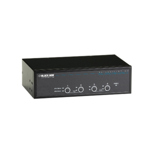 BLACK BOXBLACK BOX DT Series Desktop KVM Switch KV9624A