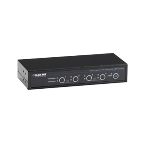 BLACK BOXBLACK BOX DT Series DVI-D Single-Head Desktop KVM Switch KV9634A