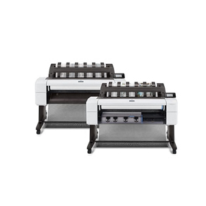 HPHP DesignJet T1600 Printer series