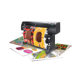 HPHP DesignJet Z6610 Production Printer