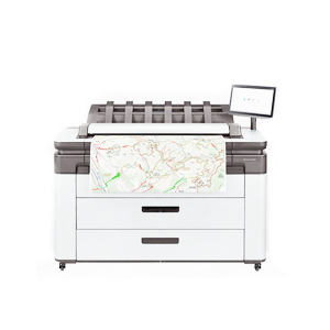 HPHP DesignJet XL 3600 Multifunction Printer series