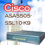 CiscoASA5505-SSL10-K9